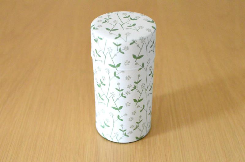 画像2: 茶筒『はこべ』(200g茶葉用)