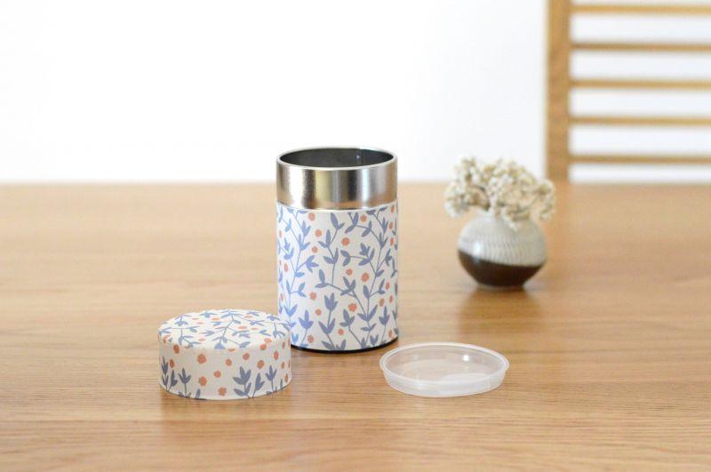 画像1: 茶筒『日照り子』小 / 150g茶葉用 (1)