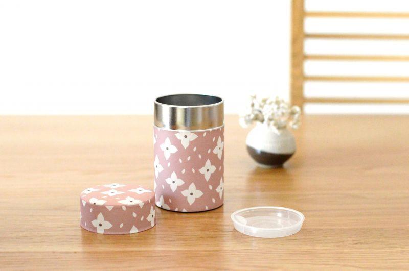 画像1: 茶筒『やまぼうし』小 / 150g茶葉用 (1)