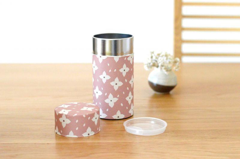 画像1: 茶筒『やまぼうし』大 / 200g茶葉用 (1)
