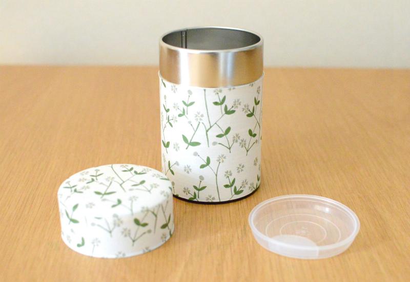 画像1: 茶筒『はこべ』小 / 150g茶葉用 (1)