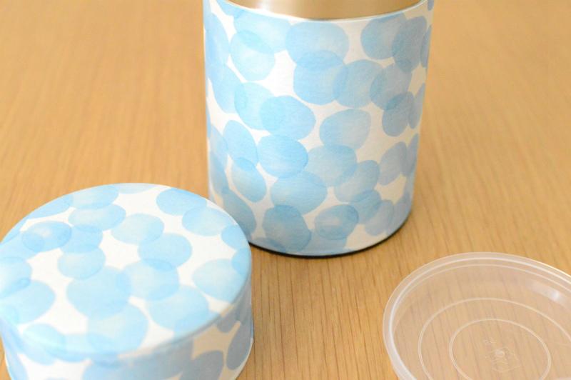 画像2: 茶筒『みなも』(200g茶葉用)