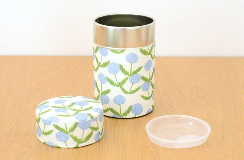 画像1: 茶筒『音色』(150g茶葉用)【2018年4月12日以降発送可能】