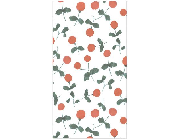 画像1: のし袋『木いちご』/ 同柄3枚綴り (1)
