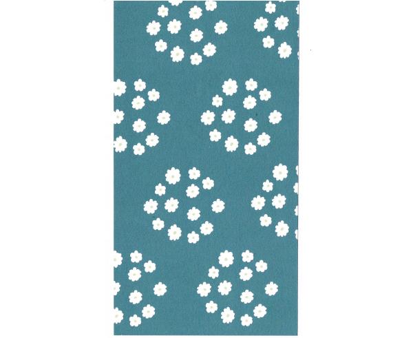 画像1: のし袋「花飾り」/ 同柄3枚綴り (1)